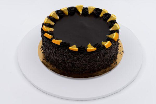 Narancsos Csokoládé Torta