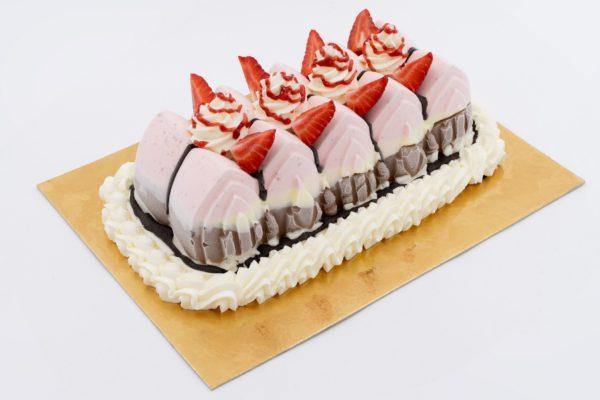 Parfé Torta